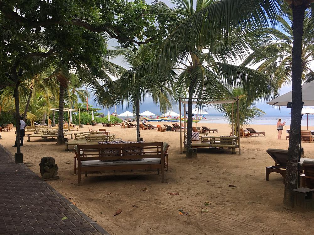 Sanur Beach plage bali
