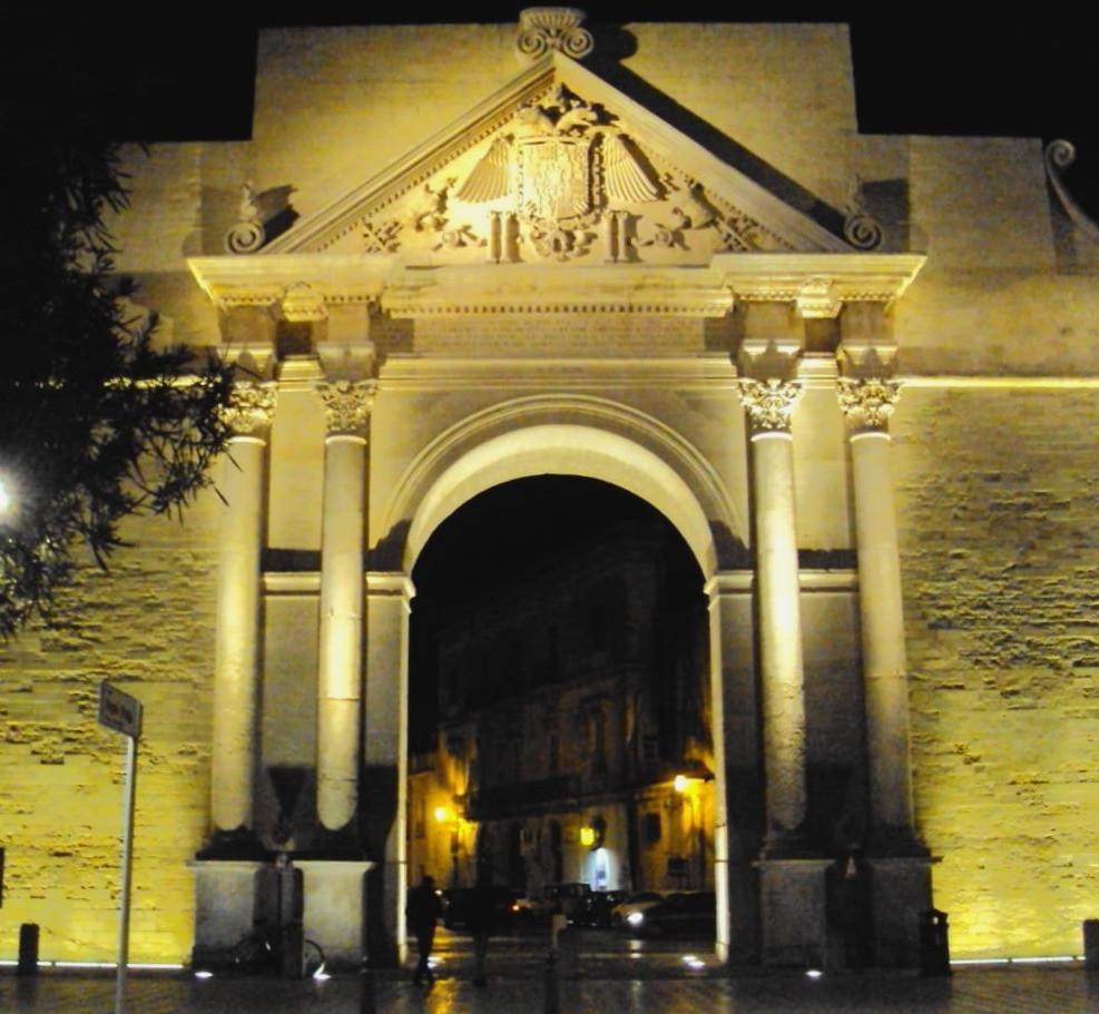 Porta-Napoli-Lecce