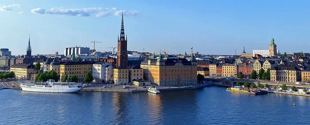 Monteliusvagen Stockholm