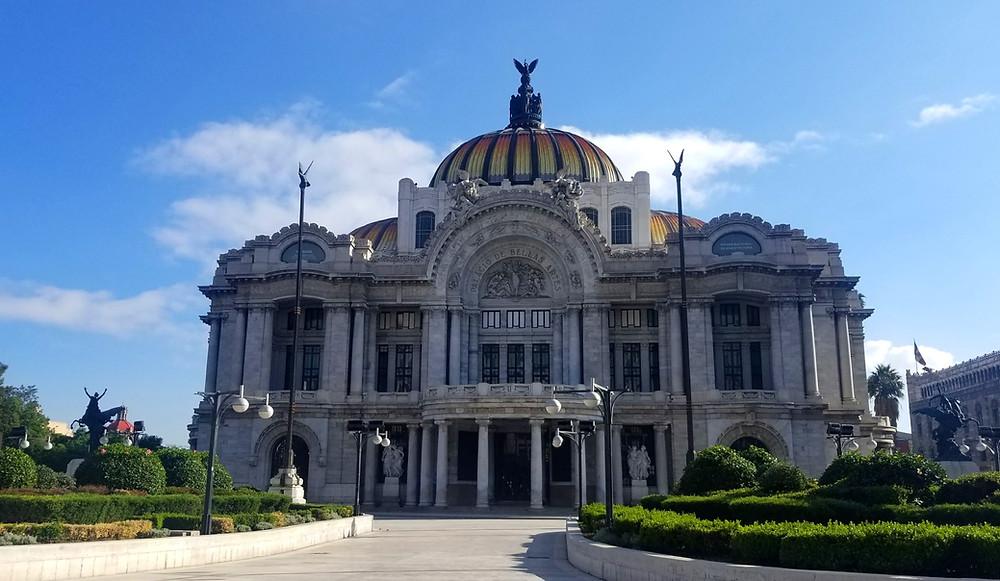Palais Bellas Artes Mexico