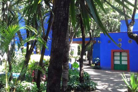 Maison Bleue Frida Kahlo Mexico