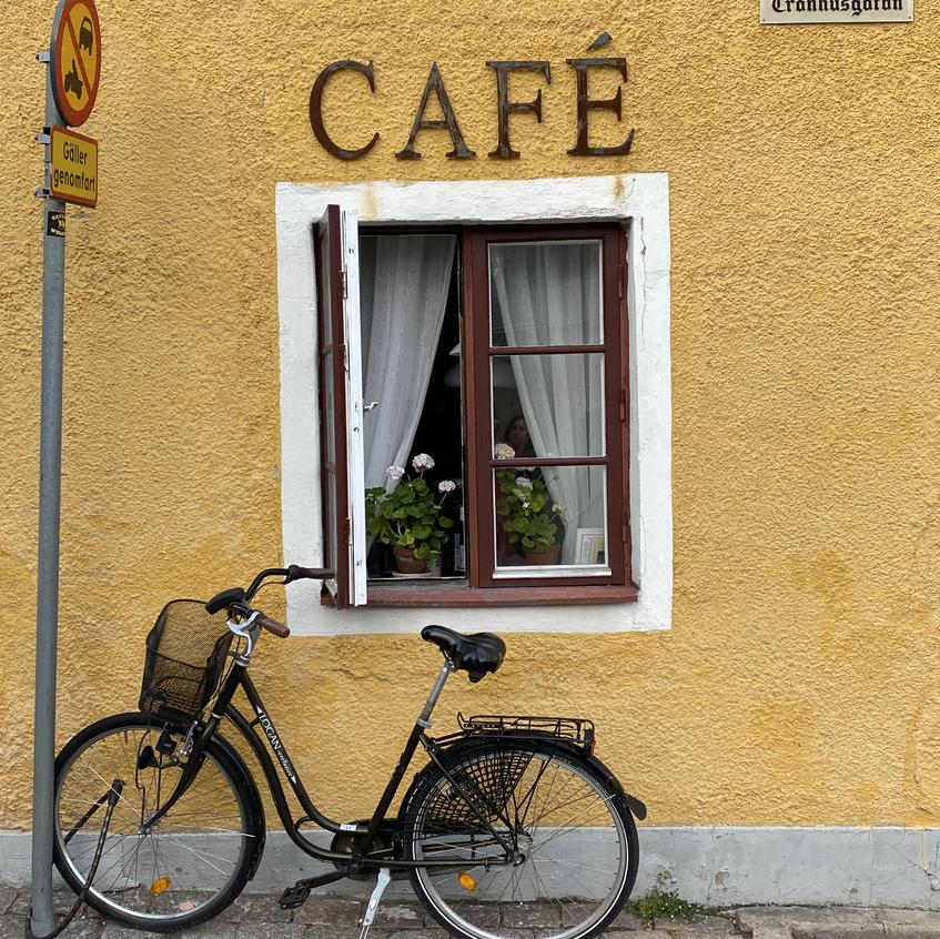 Visby Gotland Suède