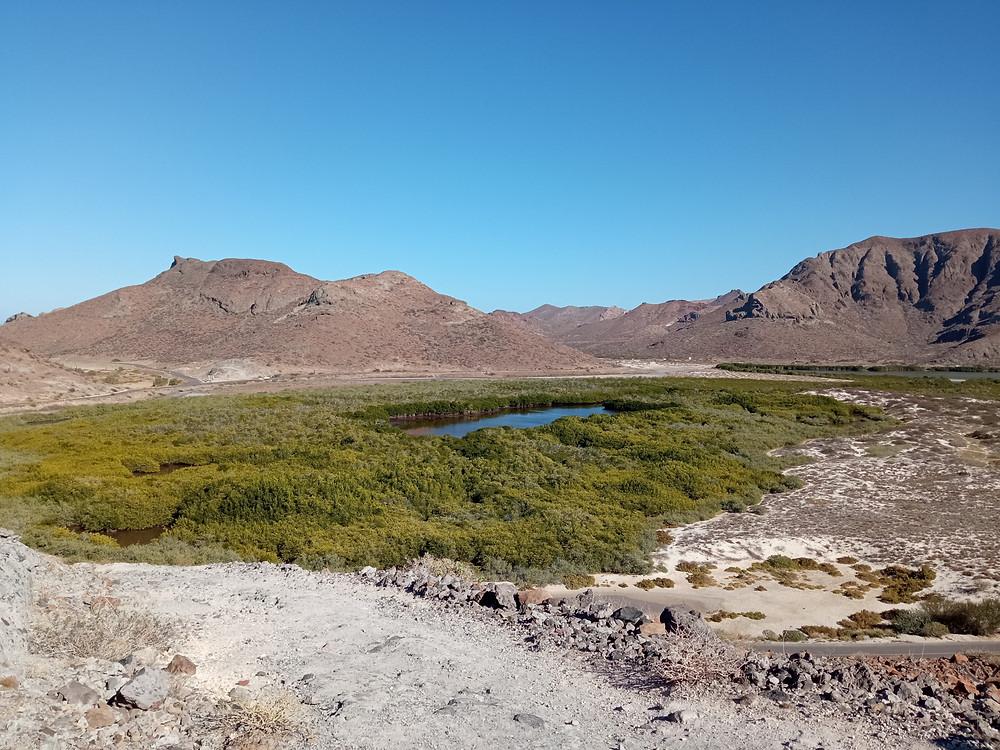 Balandra-Mexique