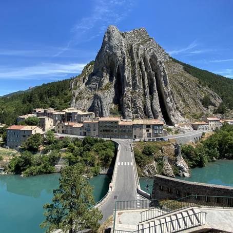 Sisteron, la majestueuse citadelle de Haute-Provence