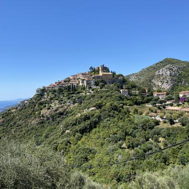 Visiter Èze, le bijou perché de la Côte d'Azur