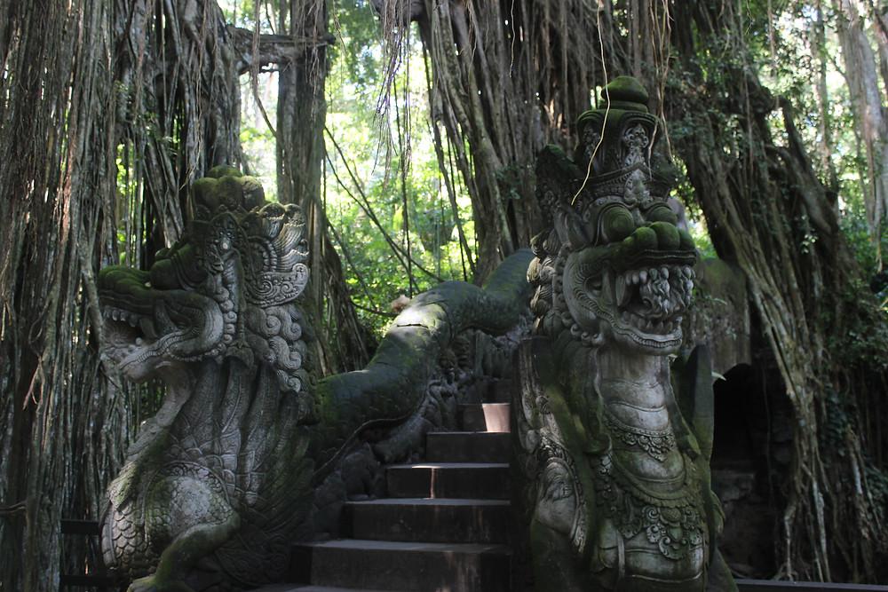 Visiter Monkey Forest Bali Ubud