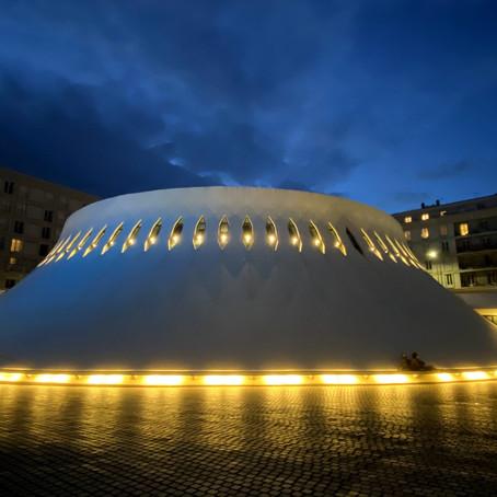 Balade nocturne et artistique au Havre