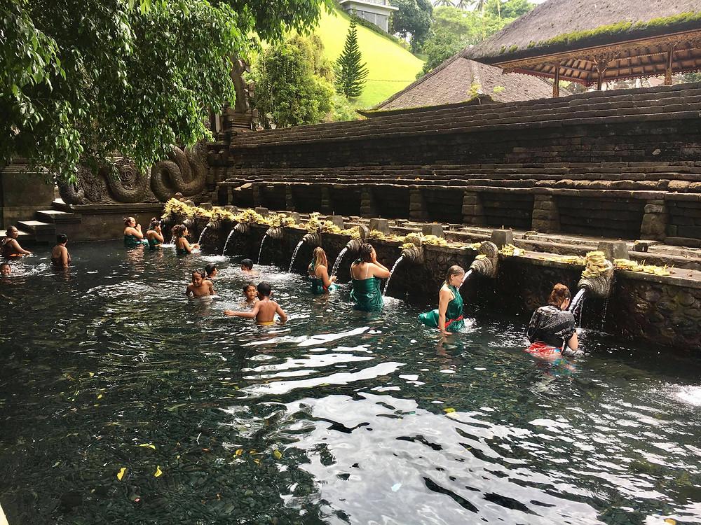 Visiter temple pura tirta empulgué