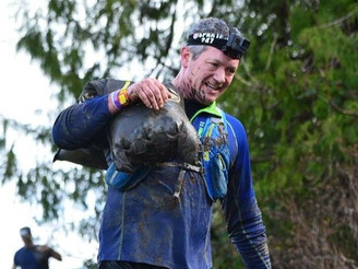 Spartan Competitor Stacy Stone Trains in Shelton View Forest