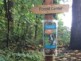 Please Pick Up After Your Canine Friends!