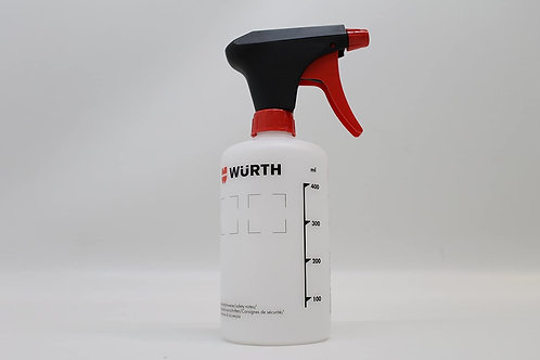 Limpia Salpicaderos 500 ml Wurth + Pulverizador de 500 ml Wurth
