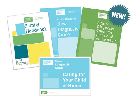 New Diagnosis Guide for Teens and Young Adults