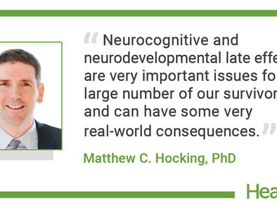 Neurocognitive impairment in childhood cancer survivors stems from both disease, treatment