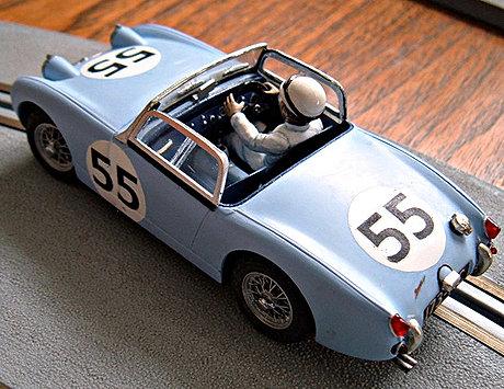 Britfix Slot Cars 1 32 Slot Car Airfix Slot Car Sprite