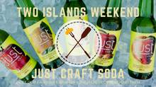 Partner Up: Just Craft Soda