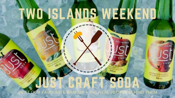 Partner Up: Just Craft Soda
