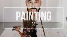 TIW Experience: Painting with Melysa Gorlicky