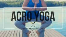 TIW Experience: Acro Yoga
