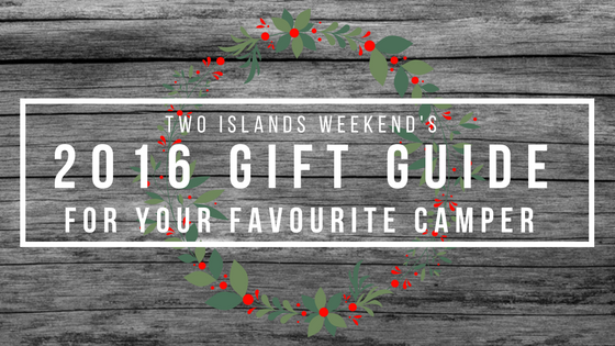 TIW's Gift Guide for Your Favourite Camper