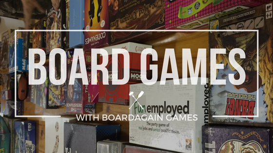Board Again Games