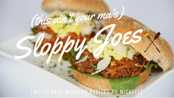 TIW Eats: Sloppy Joes