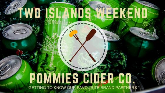 Partner Up: Pommies Cider Co.