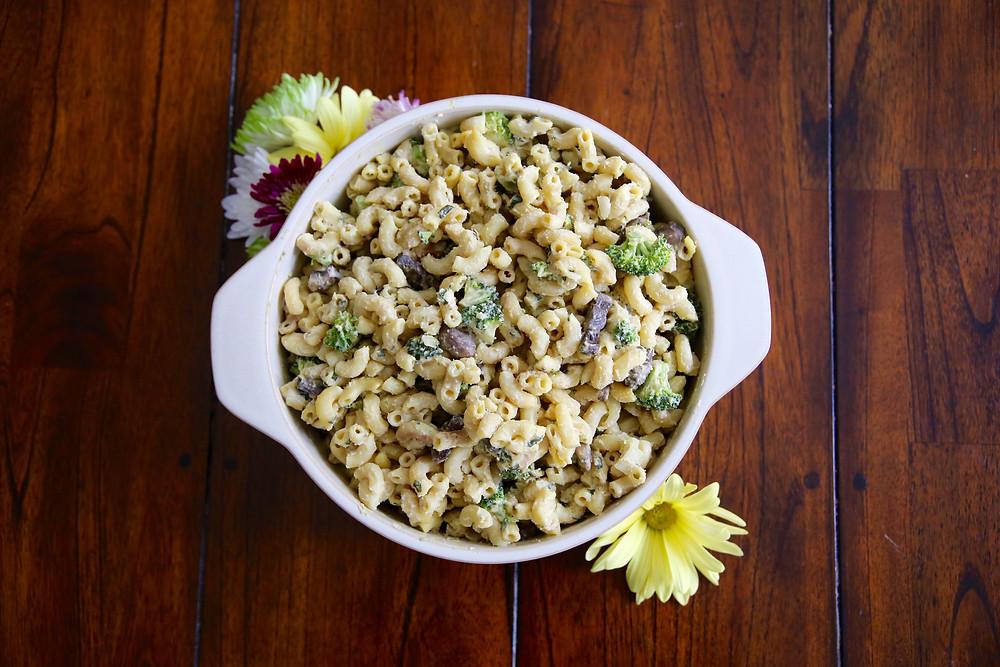 Vegan Mac n Cheese Recipe