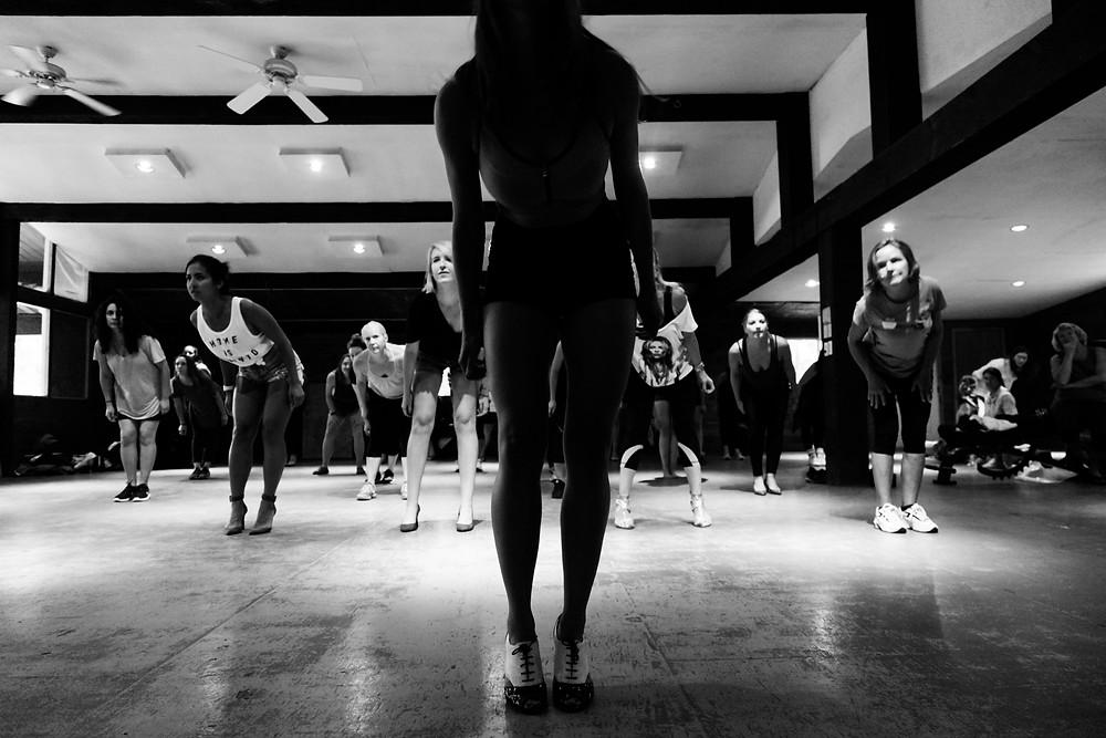 Beyoncé Dance Class