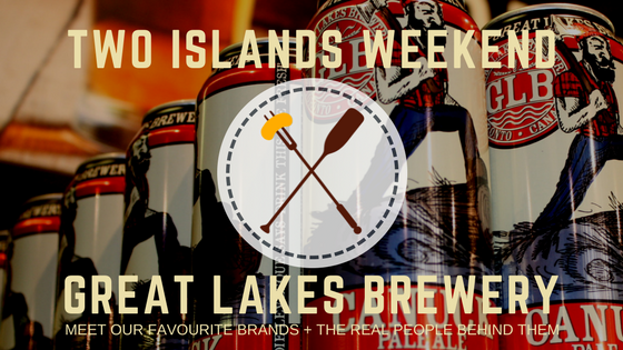 Partner Up: Meet Troy + Great Lakes Brewery