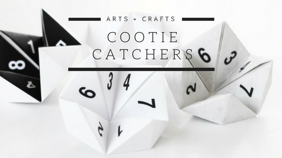 Arts + Crafts: Cootie Catchers