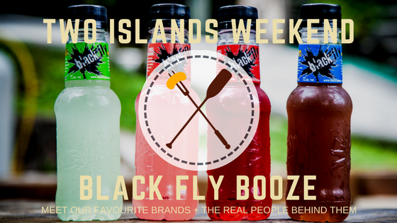 Partner Up: Meet Lindsay + Black Fly Booze