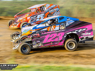 The Area's Participating NAPA Auto Parts Presents The Crate Sportsman King Of The Bull Ring