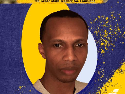 Teaching 7th Grade Math in Southern Louisiana