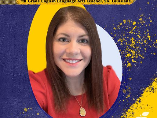 Teaching English Language Arts in Southern Louisiana