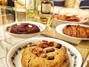 Wine with Cookies - My Picks for Wine & BAK'D Cookie Pairings