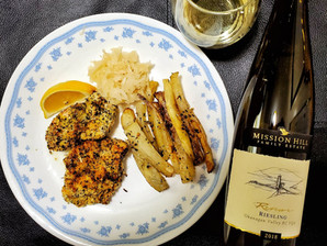 The #1 Dish You Need to Have With Riesling