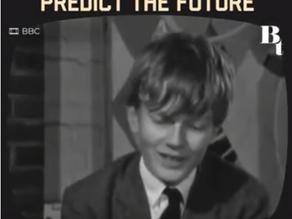 Children 'predicting' the future in the 1960's Britain