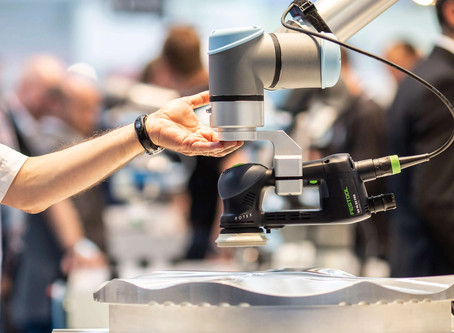 Getting Started On Collaborative Robots? Here's A Step-By-Step Guide.