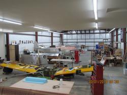 Hangar A