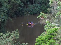 Rafting Núcleo Núcleo Santa Virgínia