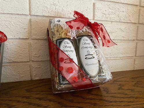 Christmas Gift 2 Small Soup