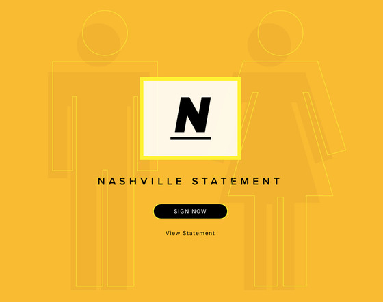 The Nashville Statement, Jen Hatmaker, and that thing called Doctrine.