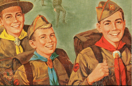 Girls Can Now Join Boy Scouts?!