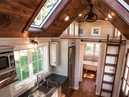 Tiny Homes Concept Offers Hope to Many