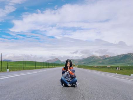 A five-minute Reiki meditation for calm and balance