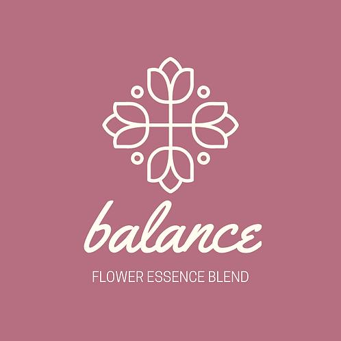 Balance Flower Essence Blend