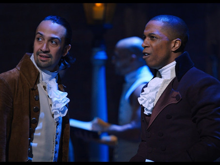 Are you a Hamilton or Burr when it comes to life and work?