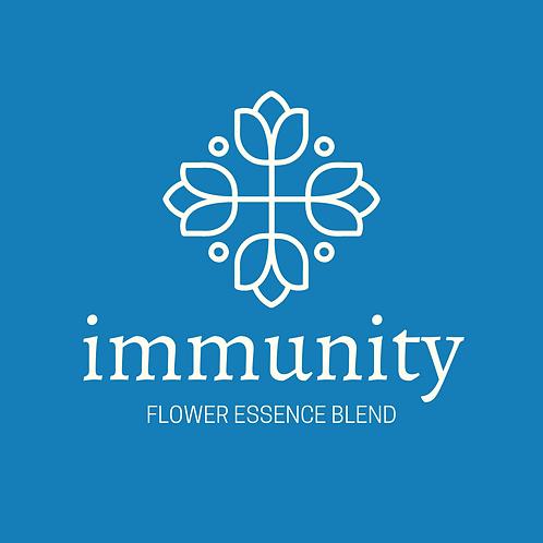 Immunity Flower Essence Blend