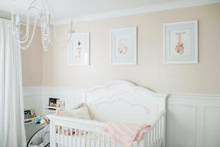 Baby Girl's Ballerina Nursery