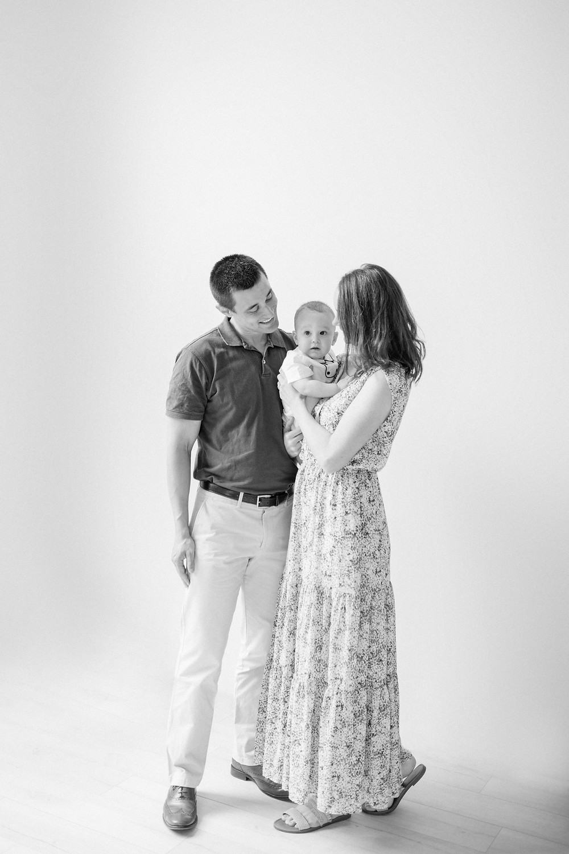 Nashville luxury baby photographer